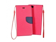 Fancy Book Samsung G900 Galaxy S5 pink/navy