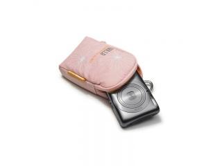 Pouzdro na digitální fotoaparát SPRING- světle růžová - digi