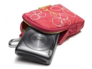 Pouzdro na digitální fotoaparát POPCORN - růžová