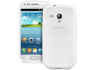 Zadní kryt pro Samsung Galaxy S3 Mini - Clear, bílý