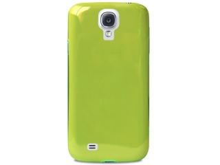Zadní kryt na Galaxy S4, PURO Crystal Cover - zelený