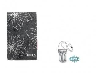 Stylové pouzdro na iPhone + DÁREK vodotěsné pouzdro, tmavě šedá