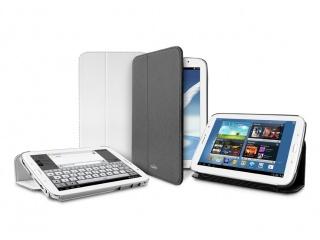 Pouzdro Booklet pro Samsung Galaxy Note 8, bílá