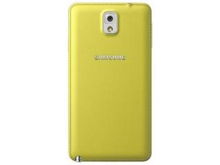Zadní kryt ET-BN900SY pro Galaxy Note 3 (N9005), Lime Green