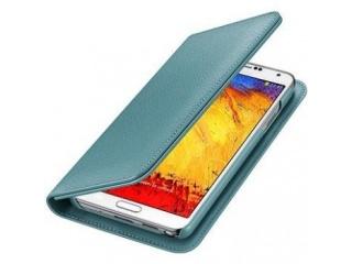 Mini purse EF-HN900BL pro Galaxy Note 3, Blue Lime