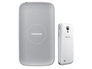 Sada pro bezdrátové nabíjení EP-WI950EW pro Galaxy S4 (i9505), bílá