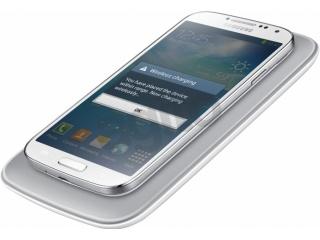 Sada pro bezdrátové nabíjení EP-WI950EW pro Galaxy S4 (i9505), černá