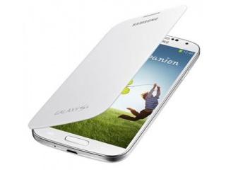 Originální pouzdro Book na Samsung Galaxy S4 , bílé