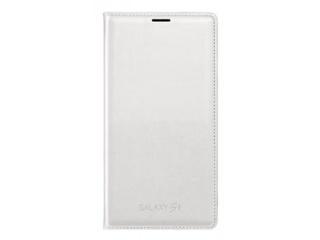 Originální pouzdro Book na Samsung Galaxy S5 (SM-G900) , bílé