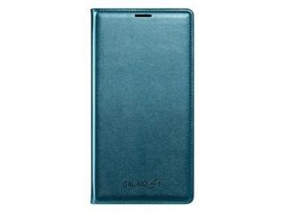 Originální pouzdro Book na Samsung Galaxy S5 (SM-G900) , tyrkysové