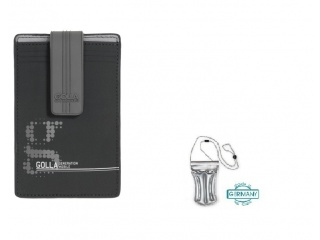 Stylové pouzdro na iPhone + DÁREK vodotěsné pouzdro, šedé G