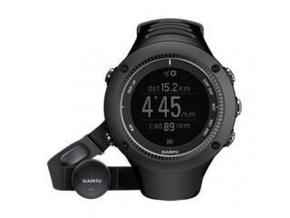 Sportovní monitorovací hodinky s hrudním pásem - Suunto Ambit2 R HR, černé
