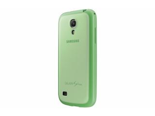 Originální zadní kryt na Samsung Galaxy S4 Mini, zelený