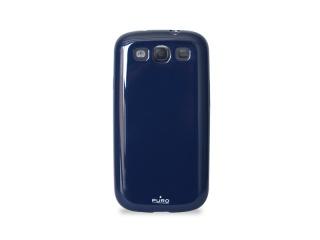 Zadní kryt pro Samsung Galaxy S3 - Plasma, tmavě modrý