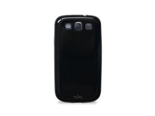 Zadní kryt pro Samsung Galaxy S3 - Plasma, černý