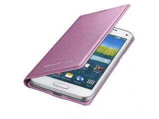 Samsung flipové pouzdro pro Galaxy S5 mini, růžová