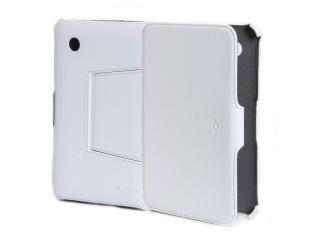 Ochranné pouzdro book se stojánkem pro Samsung Galaxy Note 8.0, bílé