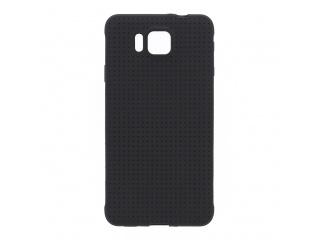 Epico Plastový kryt Cranny pro Samsung Galaxy Alpha Black