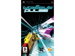 Wipeout Pulse ke konzole Sony Plastation PSP