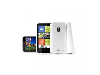 Zadní kryt pro Nokia Lumia 620 - Plasma, transparentní