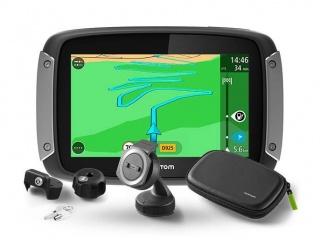TomTom Rider 400 Premium, Europe LIFETIMEmapy (45 zemí)
