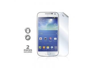 Ochranná fólie displeje CELLY Screen Protector pro Samsung Galaxy S4 Mini, 2ks, lesklá