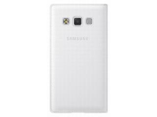Samsung flipové pouzdro EF-FA300B pro Samsung Galaxy A3 (SM-A300), bílá