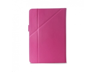 """Puro stojánkové pouzdro s magnetem pro tablet 10,1"""", růžová"""
