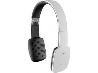 Bezdrátová Bluetooth sluchátka bílá