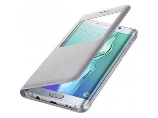 EF-CG928PSE Samsung S-View Pouzdro Silver pro G928 Galaxy S6 Edge Plus