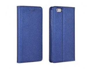 Smart Book obal knížka Samsung G900 S5 navy modrá