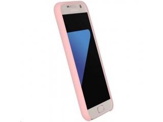 Krusell zadní kryt BELLÖ pro Samsung Galaxy S8+, růžová